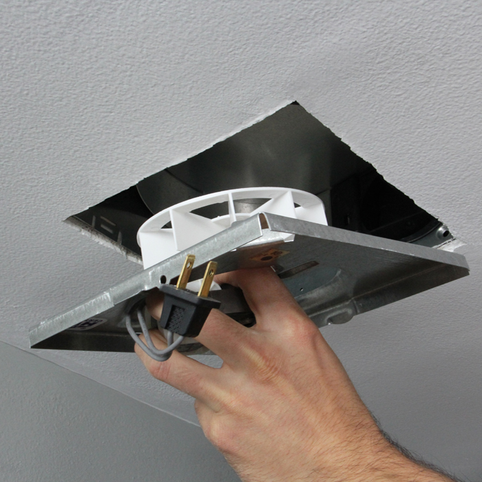 Best bathroom exhaust fan reviews your ultimate guide 2019 - Bathroom ceiling extractor fan with light ...