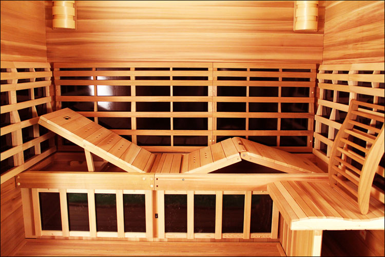 infrared saunas buying guide