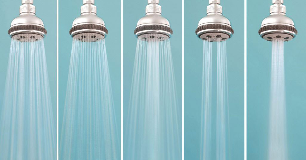 low flow shower head buying guide