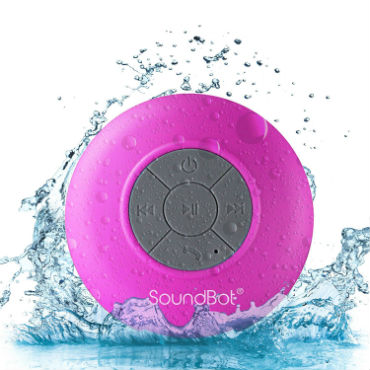 top rated bluetooth shower speaker