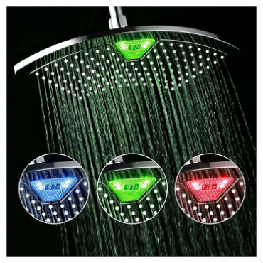 Best Led Shower Head Reviews Comparison And Guide