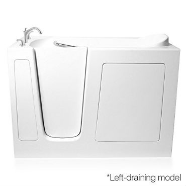 top rated walk in tubs
