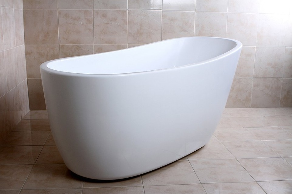 Best acrylic bathtub reviews top products guide 2017 Best acrylic tub