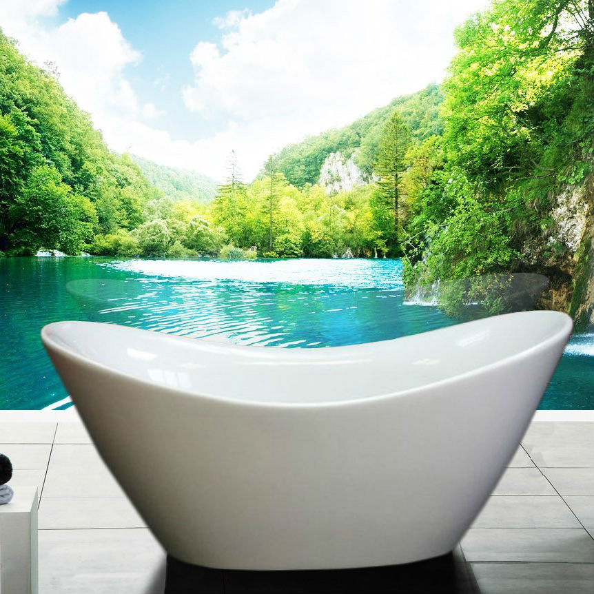 Best Acrylic Bathtub Reviews (Top Products Guide 2018) - Shower Reports