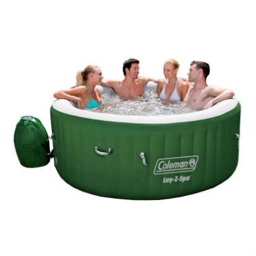 Best Inflatable Hot Tub Reviews (Guide and Tips 2018)