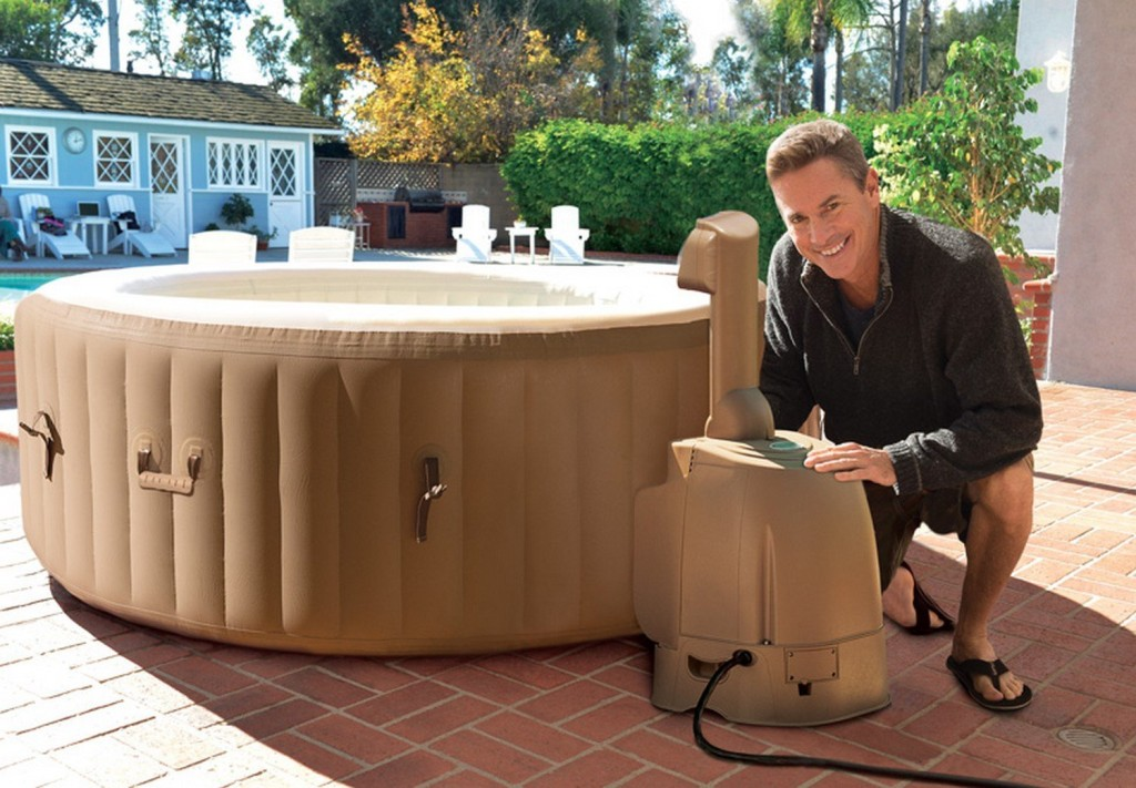 inflatable hot tub maintenance - Shower Reports