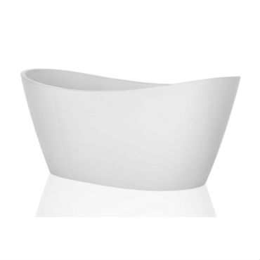 Best acrylic bathtub reviews top products guide 2018 for Cast iron tub vs fiberglass