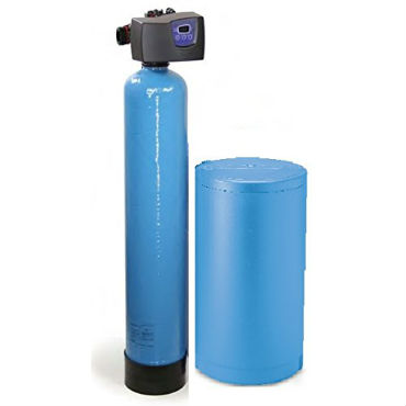 most efficient water softener