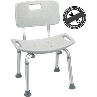 top rated shower chair